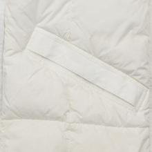 Мужской пуховик Stone Island Crinkle Reps Lightweight Nylon Down Natural White фото- 7