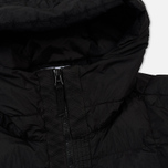 Мужской пуховик Stone Island Garment-Dyed Crinkle Reps Nylon Down Black фото- 3
