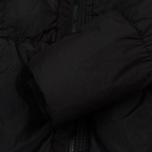 Мужской пуховик Stone Island Garment-Dyed Crinkle Reps Nylon Down Black фото- 5