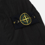 Мужской пуховик Stone Island Garment-Dyed Crinkle Reps Nylon Down Black фото- 6