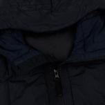 Мужской пуховик Stone Island Garment-Dyed Crinkle Reps Nylon Down Navy Blue фото- 1