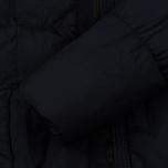Мужской пуховик Stone Island Garment-Dyed Crinkle Reps Nylon Down Navy Blue фото- 5