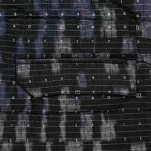 Мужской пуховик Stone Island Shadow Project DPM Chine Wool Long Black фото- 8