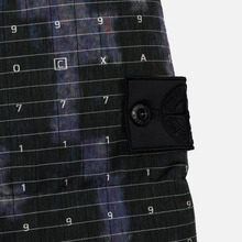 Мужской пуховик Stone Island Shadow Project DPM Chine Wool Long Black фото- 6