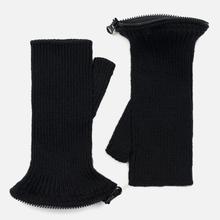 Мужской пуховик Stone Island Shadow Project DPM Chine Wool Long Black фото- 9