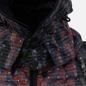 Мужской пуховик Stone Island Shadow Project DPM Chine Wool Long Black фото - 3