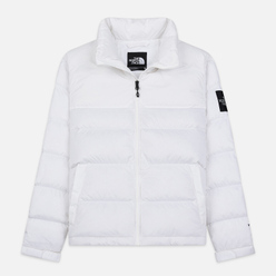 Мужской пуховик The North Face 1992 Nuptse White Reflective/TNF Black