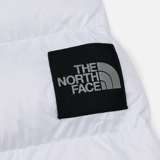 Мужской пуховик The North Face 1992 Nuptse White Reflective/TNF Black