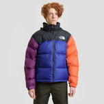 Мужской пуховик The North Face Rage 1996 Nuptse Aztec Blue/Rage фото- 2