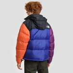 Мужской пуховик The North Face Rage 1996 Nuptse Aztec Blue/Rage фото- 3