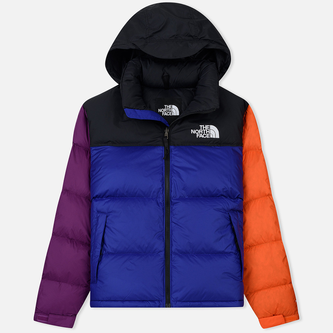 Мужской пуховик The North Face Rage 1996 Nuptse Aztec Blue/Rage