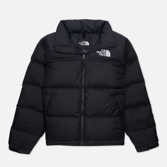 Мужской пуховик The North Face 1996 Nuptse TNF Black