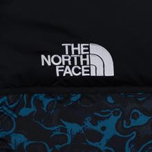 Мужской пуховик The North Face 1996 Retro Nuptse Blue Coral фото- 2