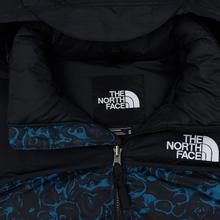 Мужской пуховик The North Face 1996 Retro Nuptse Blue Coral фото- 3