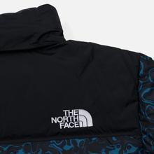 Мужской пуховик The North Face 1996 Retro Nuptse Blue Coral фото- 7