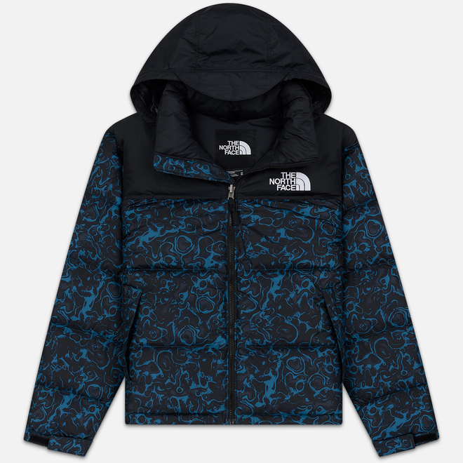 Мужской пуховик The North Face 1996 Retro Nuptse Blue Coral