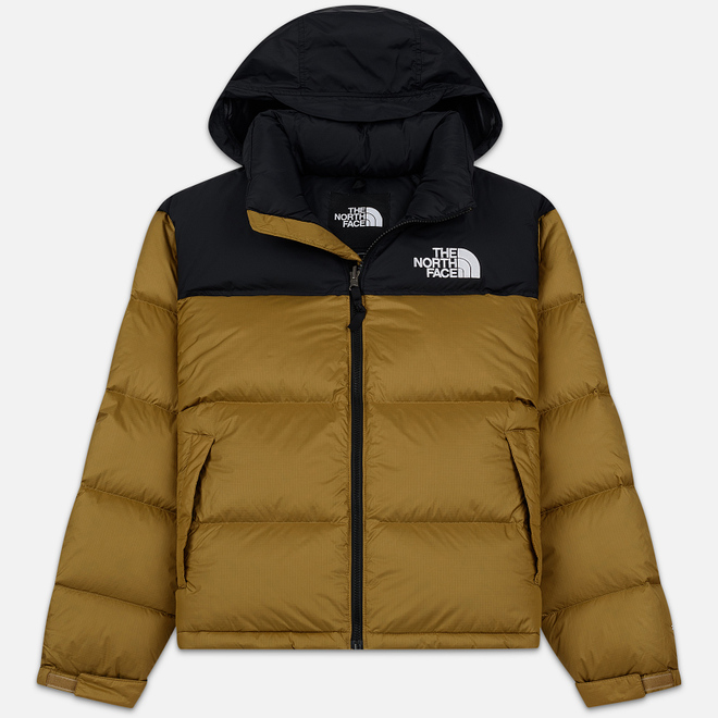 Мужской пуховик The North Face 1996 Retro Nuptse British Khaki