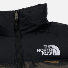 Мужской пуховик The North Face 1996 Retro Nuptse Burnt Olive/Camo Print фото- 3