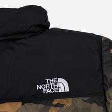Мужской пуховик The North Face 1996 Retro Nuptse Burnt Olive/Camo Print фото- 6