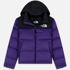 Мужской пуховик The North Face 1996 Retro Nuptse Hero Purple