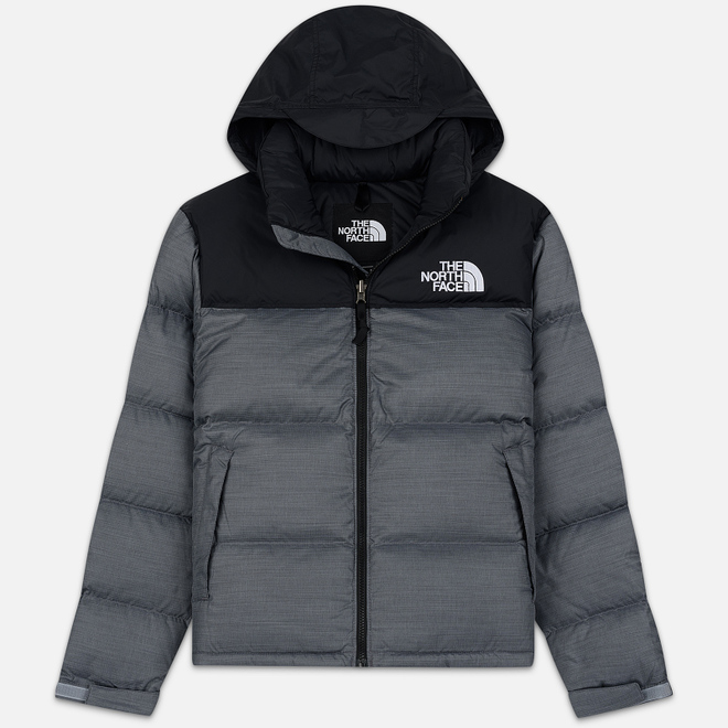 Мужской пуховик The North Face 1996 Retro Nuptse Medium Grey Heather