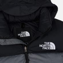 Мужской пуховик The North Face 1996 Retro Nuptse Medium Grey Heather фото- 2