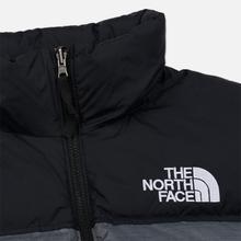 Мужской пуховик The North Face 1996 Retro Nuptse Medium Grey Heather фото- 3