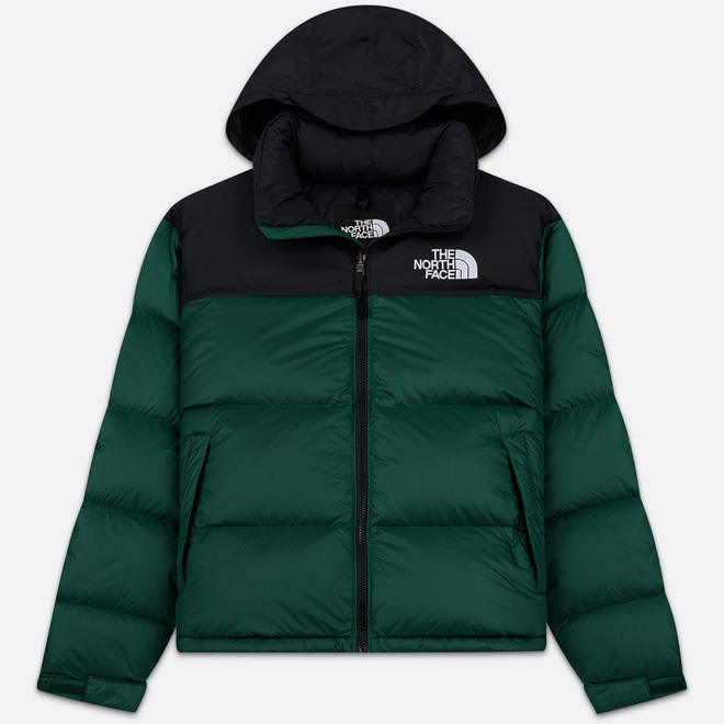 Мужской пуховик The North Face 1996 Retro Nuptse Night Green