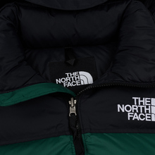 Мужской пуховик The North Face 1996 Retro Nuptse Night Green фото- 2