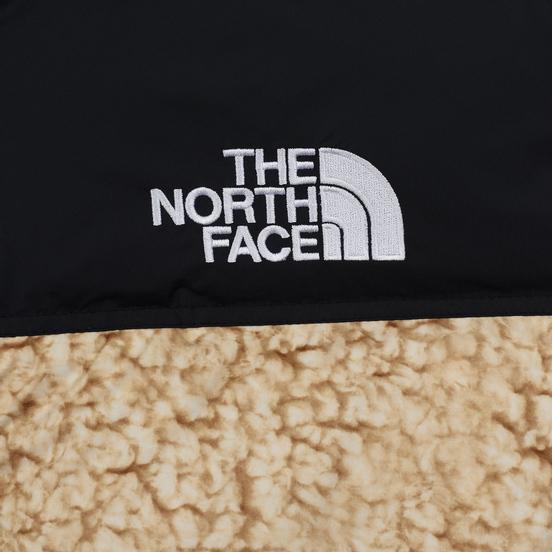 Мужской пуховик The North Face 1996 Retro Nuptse TNF White Sherpa Print