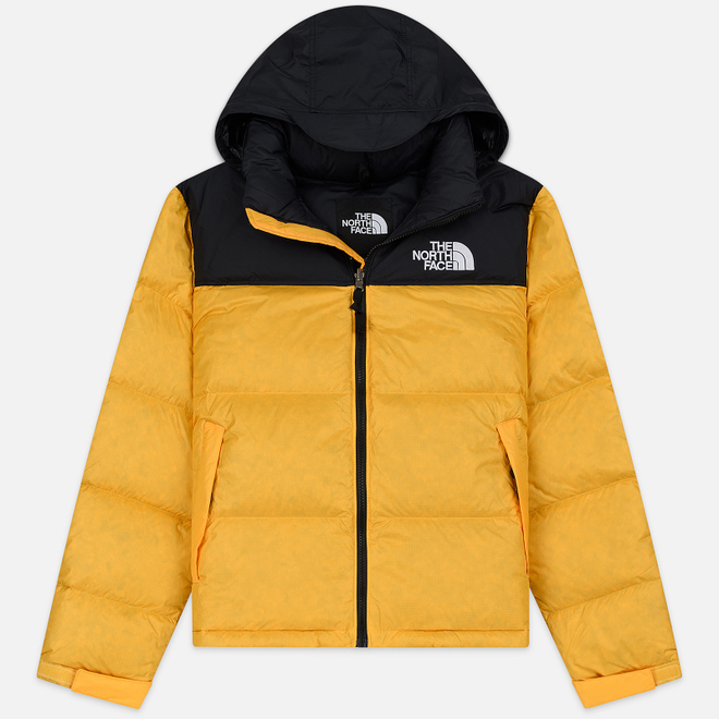 Мужской пуховик The North Face 1996 Retro Nuptse TNF Yellow