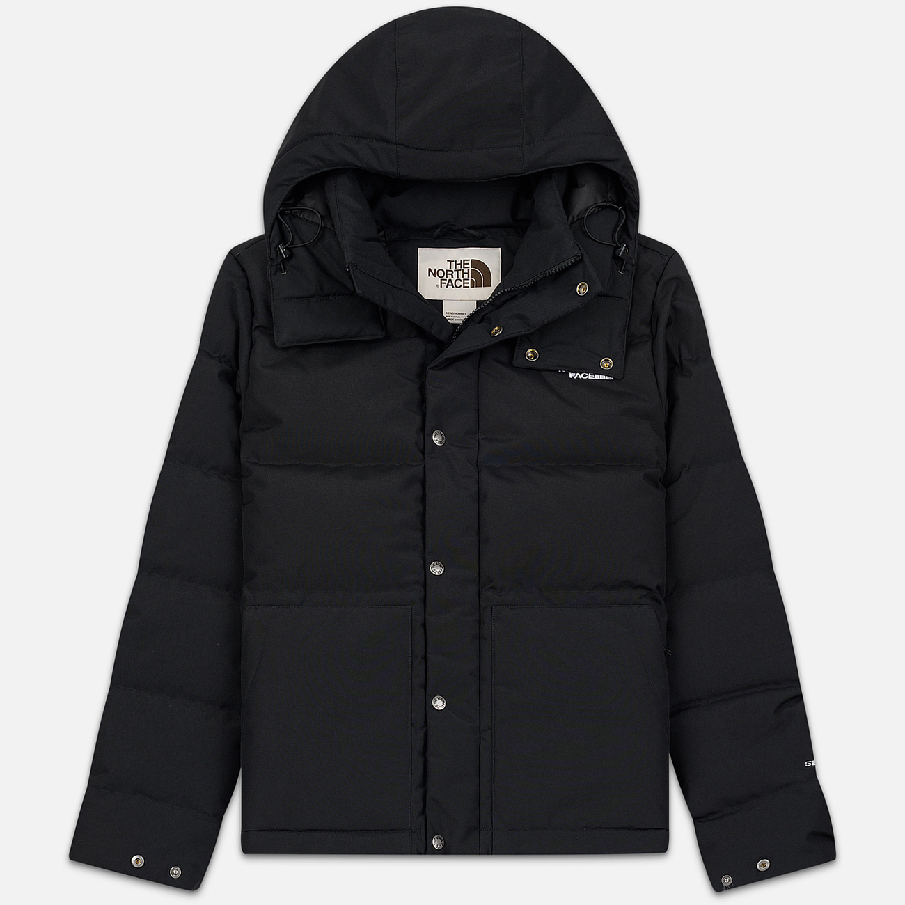 Мужской пуховик The North Face Canyon Box TNF Black
