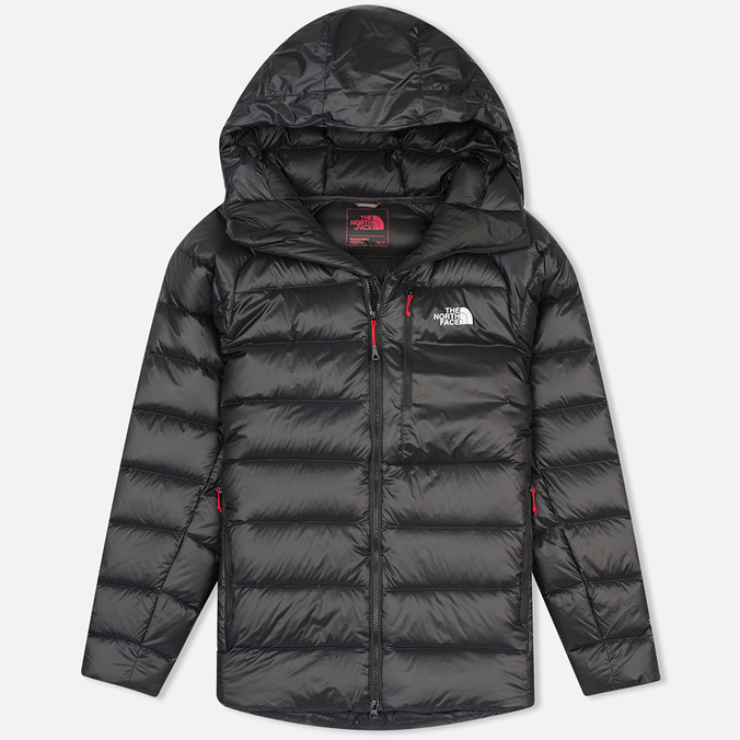 Мужской пуховик The North Face Hooded Elysium Black