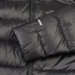 Мужской пуховик The North Face Hooded Elysium Black фото- 6