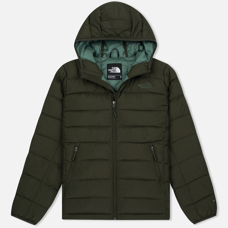 The North Face La Paz Rosin Men's Padded Jacket Green