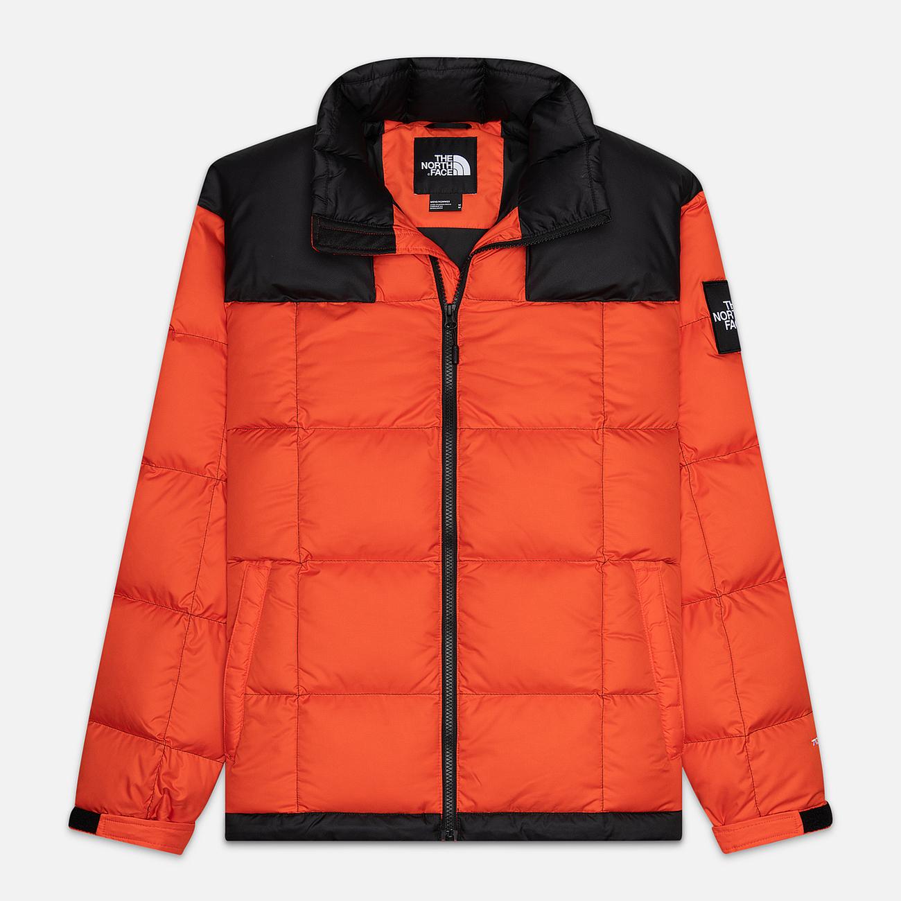 Мужской пуховик The North Face Lhotse Tangerine Tango