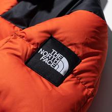 Мужской пуховик The North Face Lhotse Tangerine Tango фото- 2
