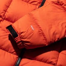 Мужской пуховик The North Face Lhotse Tangerine Tango фото- 3
