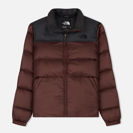 Мужской пуховик The North Face Nuptse III Sequoia Red