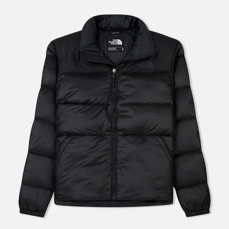 Мужской пуховик The North Face Nuptse III TNF Black