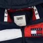 Мужской пуховик Tommy Jeans Essential Colour-Blocked Recycled Padded Black Iris/Multi фото - 2