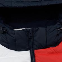 Мужской пуховик Tommy Jeans Essential Colour-Blocked Recycled Padded Black Iris/Multi фото- 3