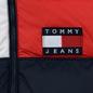 Мужской пуховик Tommy Jeans Essential Colour-Blocked Recycled Padded Black Iris/Multi фото - 4