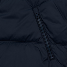 Мужской пуховик Tommy Jeans Essential Colour-Blocked Recycled Padded Black Iris/Multi фото- 5