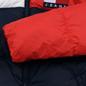 Мужской пуховик Tommy Jeans Essential Colour-Blocked Recycled Padded Black Iris/Multi фото - 6