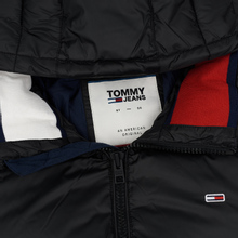 Мужской пуховик Tommy Jeans Essential Down Regular Fit Black фото- 2