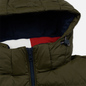 Мужской пуховик Tommy Jeans Essential Down Regular Fit Forest Night фото - 3