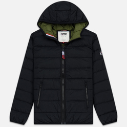 Мужской пуховик Tommy Jeans Essential Hooded Padded Black