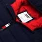 Мужской пуховик Tommy Jeans Essential Hooded Padded Black Iris фото - 1