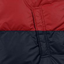 Мужской пуховик Tommy Jeans Flag Puffer Popover Navy Blazer/Multi фото- 4
